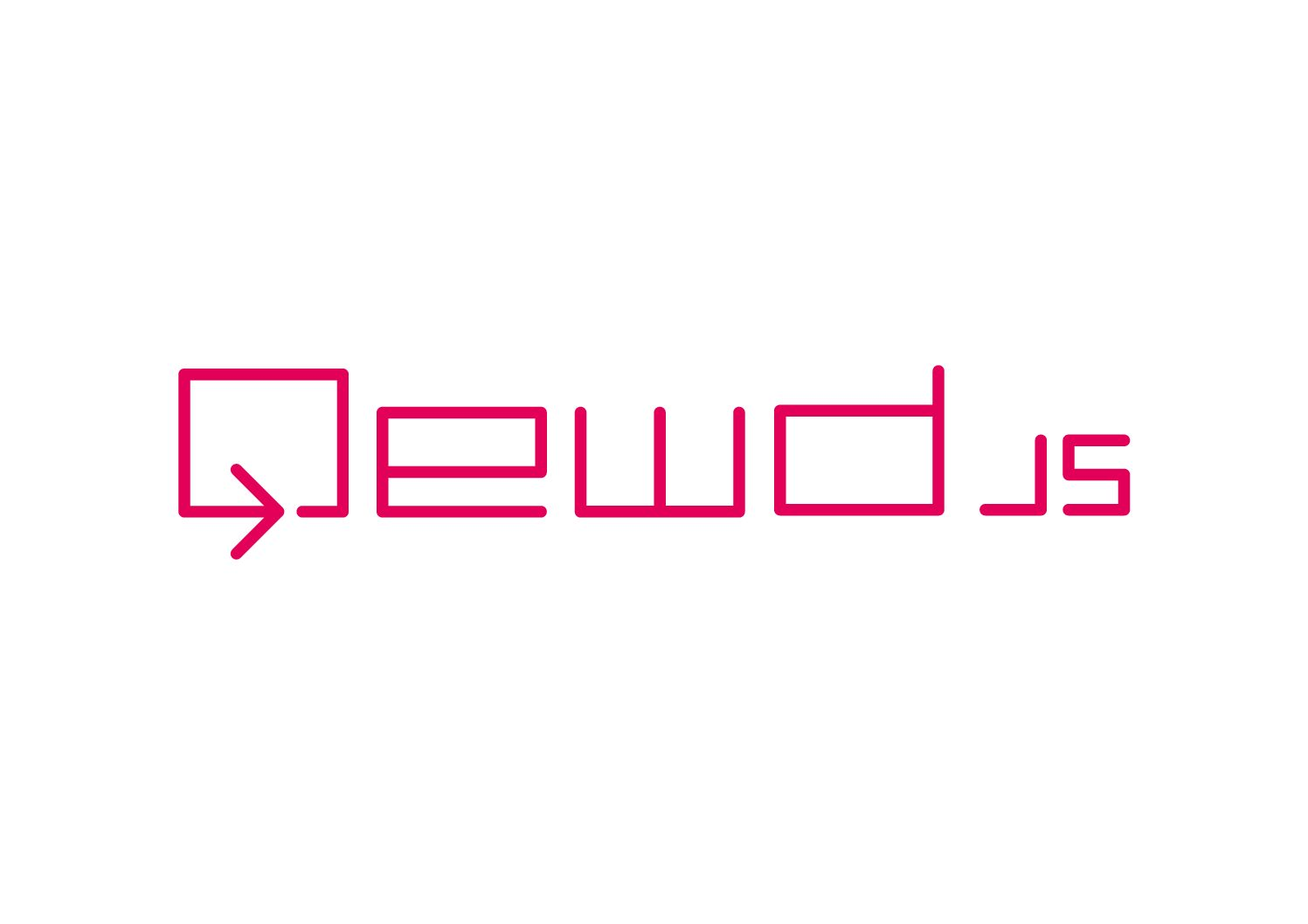 Qewd_logo_stack